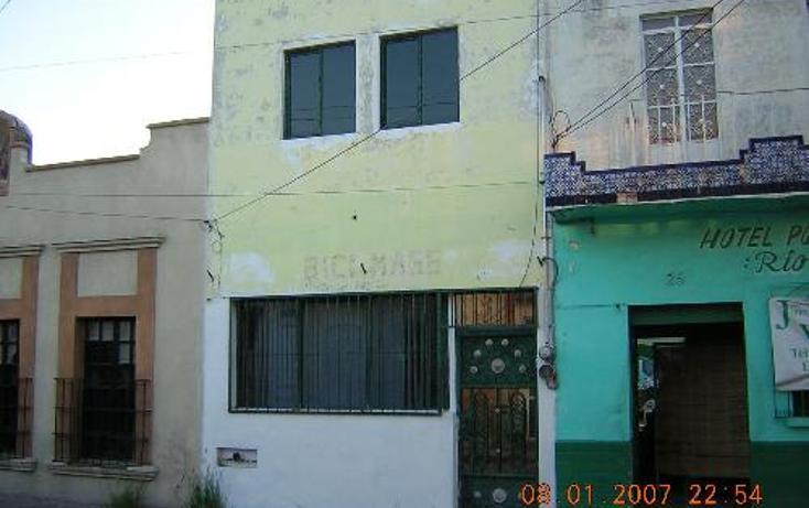 Foto de local en venta en  1, centro, querétaro, querétaro, 399862 No. 01
