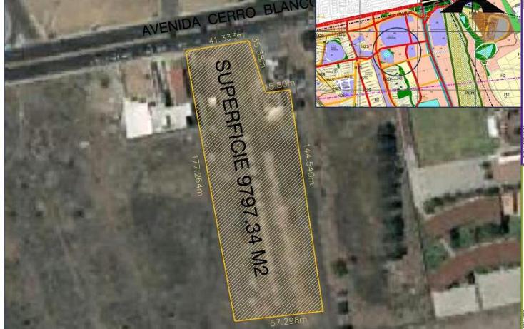 Foto de terreno comercial en venta en  1, centro sur, quer?taro, quer?taro, 1433927 No. 03