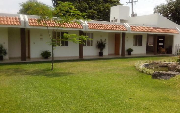 Foto de rancho en venta en  1, centro, xochitepec, morelos, 457178 No. 02
