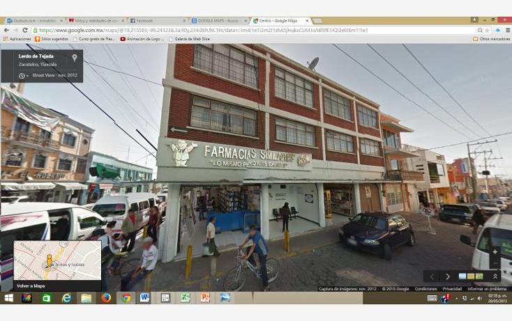 Foto de edificio en venta en  1, centro, zacatelco, tlaxcala, 1211579 No. 02