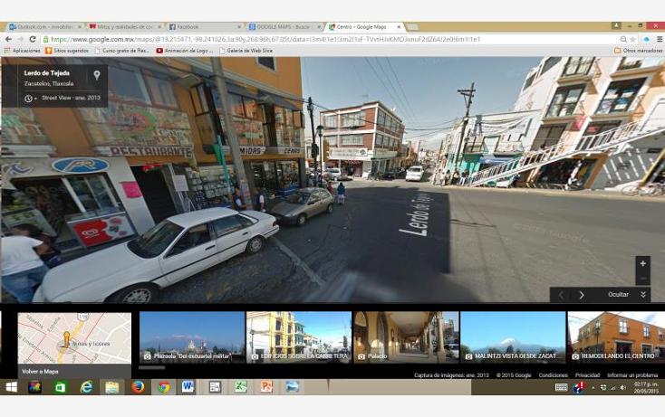 Foto de edificio en venta en  1, centro, zacatelco, tlaxcala, 1211579 No. 08