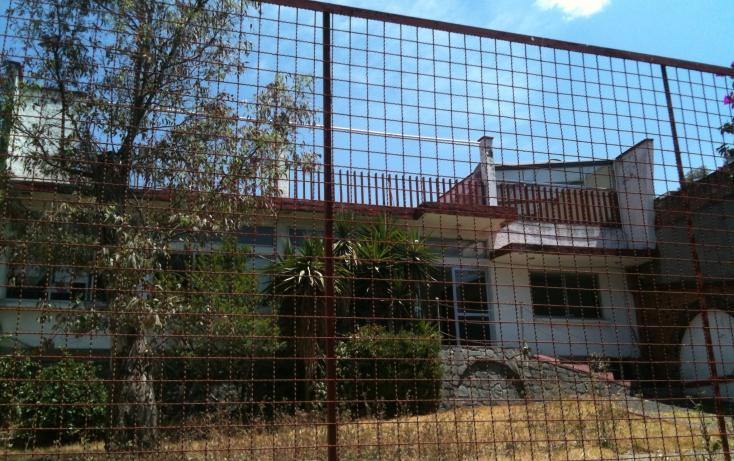 Foto de terreno habitacional en venta en 1 cerrada de san jose 37, olivar de los padres, álvaro obregón, df, 284144 no 01