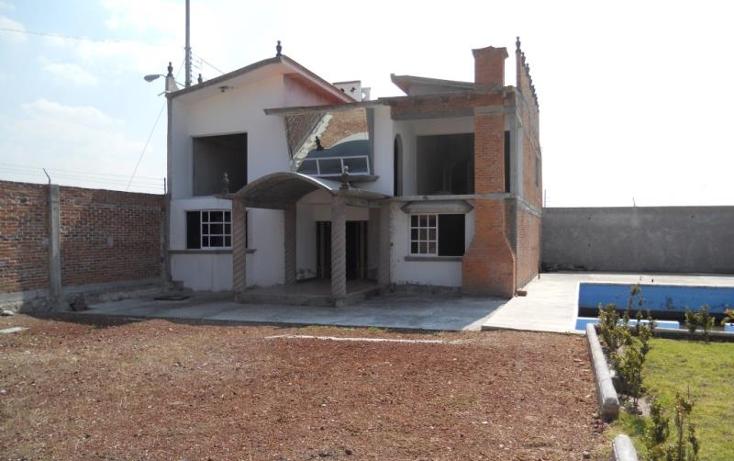 Foto de casa en venta en  1, cerro gordo, san juan del r?o, quer?taro, 966289 No. 01