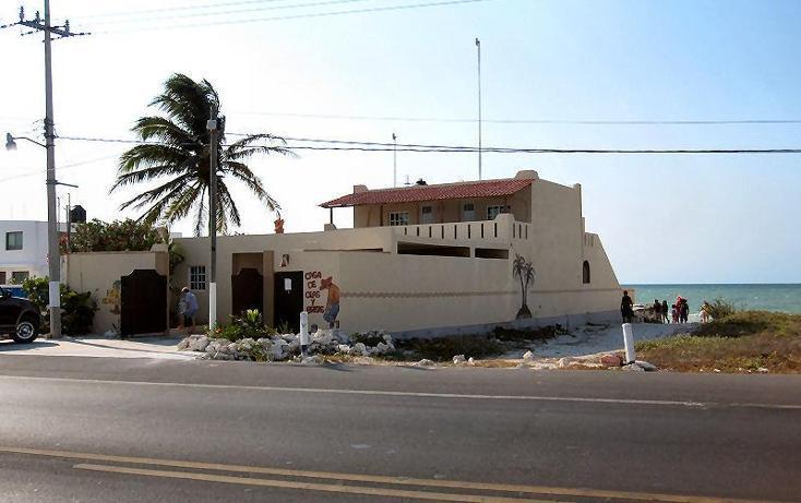 Foto de casa en venta en 1 1, chelem, progreso, yucatán, 1906644 No. 01