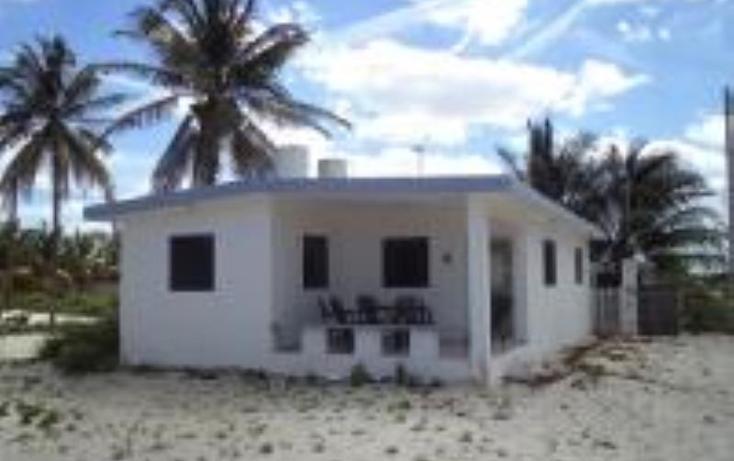 Foto de casa en venta en  1, chelem, progreso, yucatán, 508197 No. 01