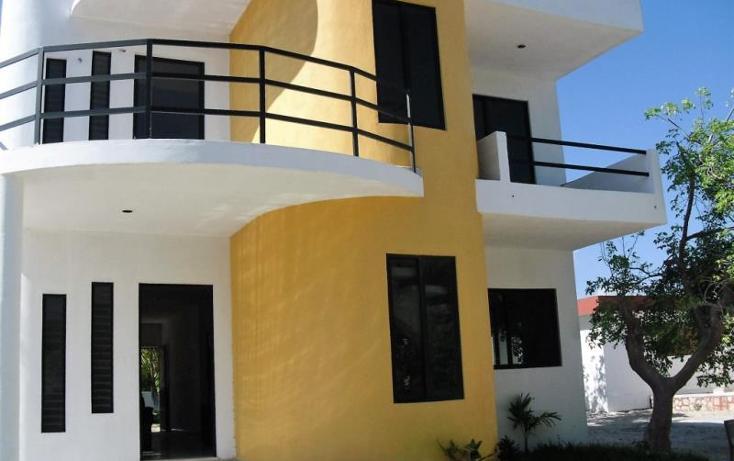 Foto de casa en venta en  1, chicxulub puerto, progreso, yucatán, 1898294 No. 01