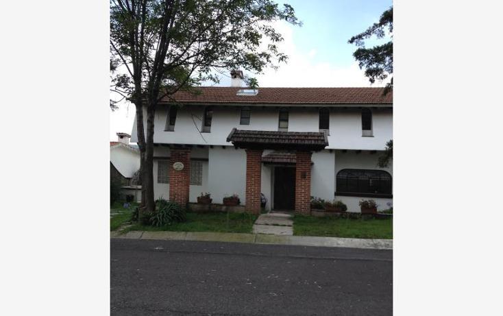 Foto de casa en venta en  1, chiluca, atizapán de zaragoza, méxico, 1629826 No. 01