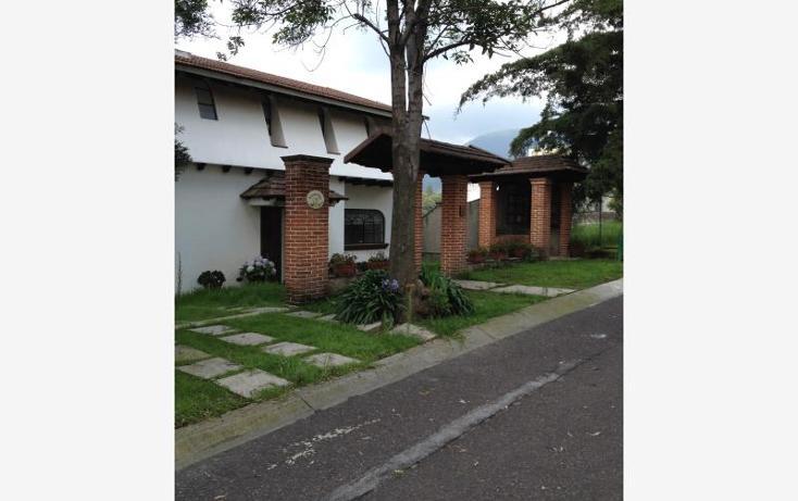 Foto de casa en venta en  1, chiluca, atizapán de zaragoza, méxico, 1629826 No. 02