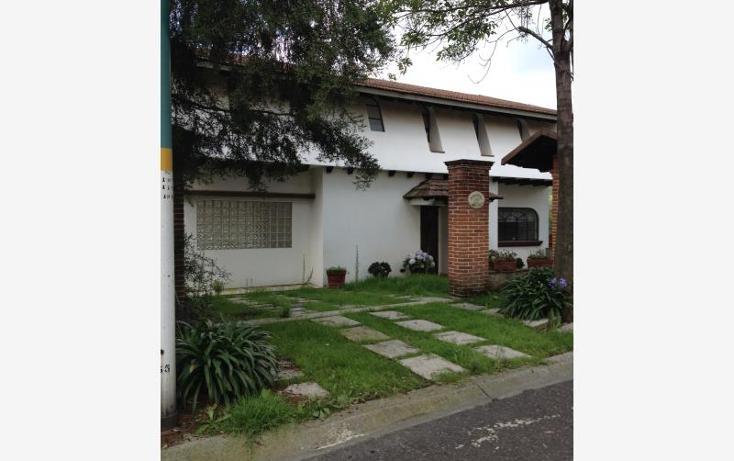 Foto de casa en venta en  1, chiluca, atizapán de zaragoza, méxico, 1629826 No. 03