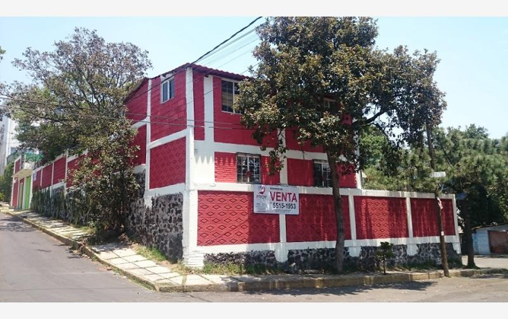 Foto de casa en venta en  1, chimilli, tlalpan, distrito federal, 1711192 No. 01