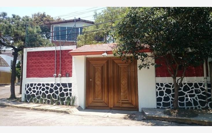 Foto de casa en venta en  1, chimilli, tlalpan, distrito federal, 1711192 No. 04