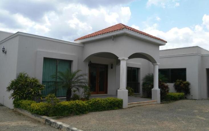 Foto de casa en venta en  1, cholul, m?rida, yucat?n, 1823430 No. 01