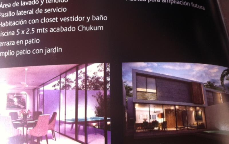 Foto de casa en venta en  1, cholul, mérida, yucatán, 1953052 No. 03