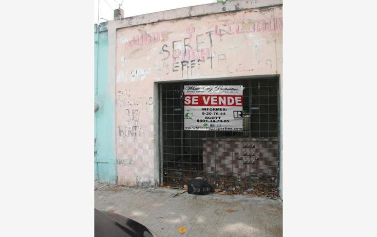Foto de terreno habitacional en venta en 1 1, chuburna de hidalgo, mérida, yucatán, 1047531 No. 02
