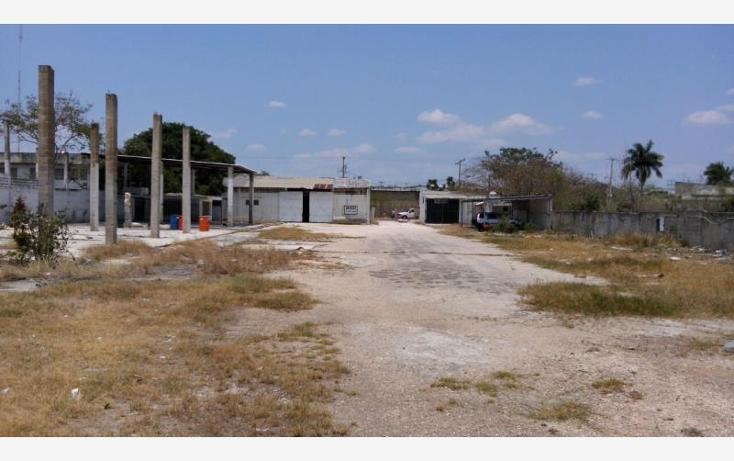 Foto de nave industrial en venta en  1, ciudad industrial, mérida, yucatán, 1840288 No. 10