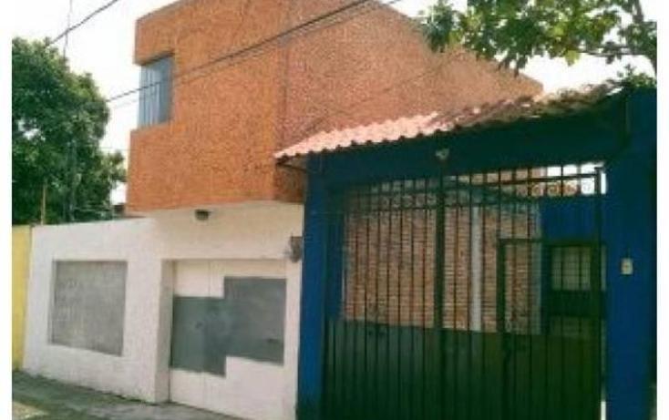 Foto de casa en venta en  1, civac, jiutepec, morelos, 1676138 No. 01