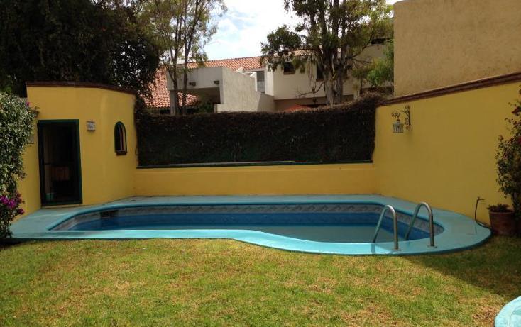 Foto de casa en renta en  1, claustros del parque, querétaro, querétaro, 724881 No. 01