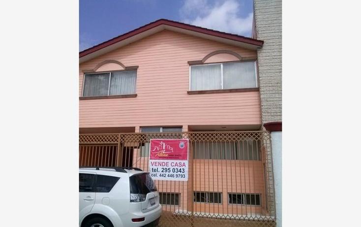 Foto de casa en venta en  1, club campestre, quer?taro, quer?taro, 1492919 No. 01