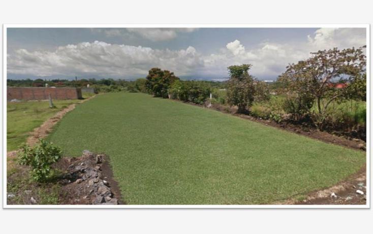 Foto de terreno habitacional en venta en  1, club de golf, cuernavaca, morelos, 672417 No. 01