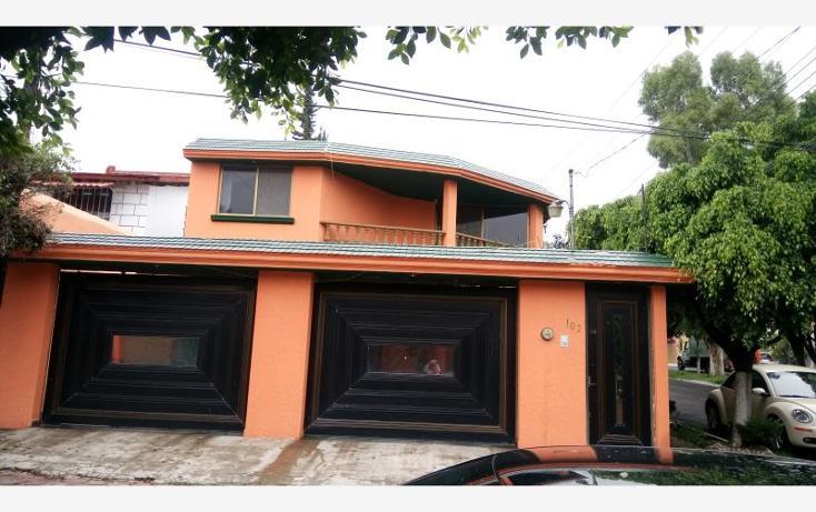 Foto de casa en venta en cerro libertad 1, colinas del cimatario, querétaro, querétaro, 2667803 No. 01