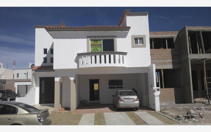 Foto de casa en venta en  1, colinas del saltito, durango, durango, 600717 No. 01
