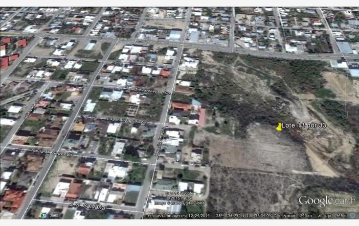 Foto de terreno habitacional en venta en  1, colinas, piedras negras, coahuila de zaragoza, 958163 No. 04