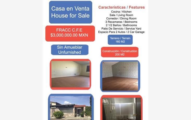 Foto de casa en venta en  1, comisión federal de electricidad, irapuato, guanajuato, 1994498 No. 01