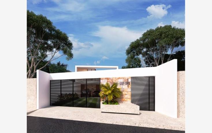 Foto de casa en venta en  1, conkal, conkal, yucat?n, 1702796 No. 02
