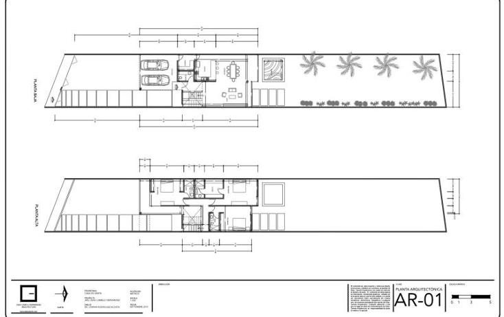 Foto de casa en venta en  1, conkal, conkal, yucat?n, 1702796 No. 03