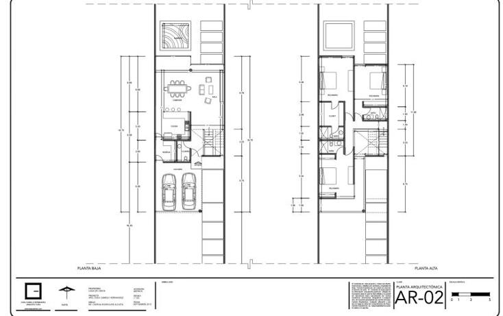 Foto de casa en venta en  1, conkal, conkal, yucat?n, 1702796 No. 05