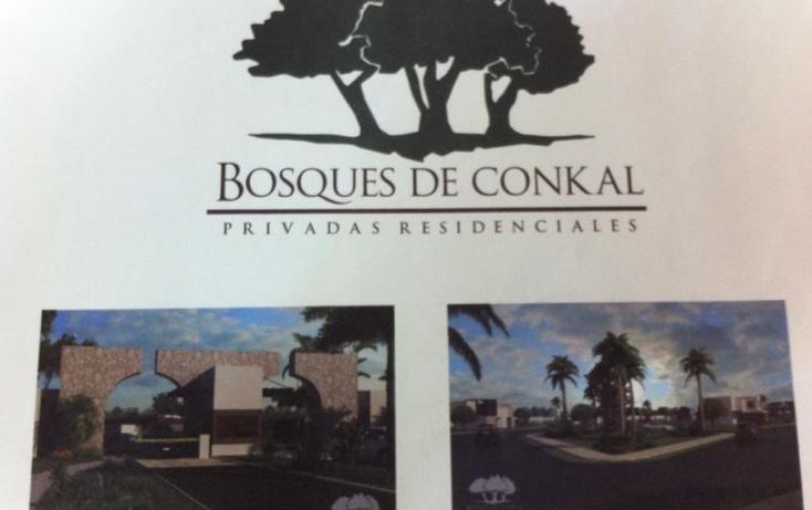 Foto de terreno habitacional en venta en  1, conkal, conkal, yucatán, 1979984 No. 01