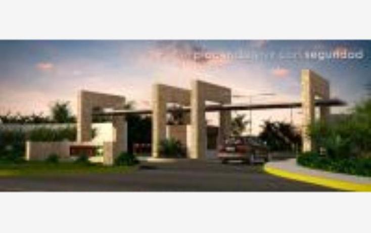 Foto de terreno habitacional en venta en  1, conkal, conkal, yucat?n, 516114 No. 01
