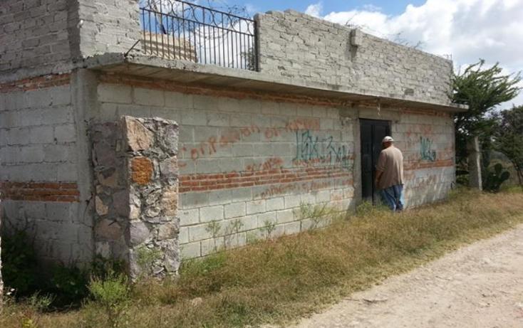 Foto de terreno habitacional en venta en  1, corralejo de arriba, san miguel de allende, guanajuato, 608641 No. 04