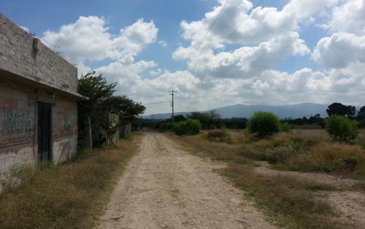 Foto de terreno habitacional en venta en  1, corralejo de arriba, san miguel de allende, guanajuato, 608641 No. 05