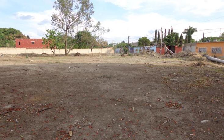 Foto de terreno habitacional en renta en  1, cuautlixco, cuautla, morelos, 505013 No. 02