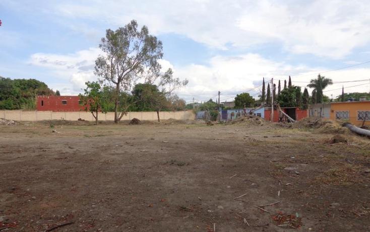 Foto de terreno habitacional en renta en  1, cuautlixco, cuautla, morelos, 505013 No. 03