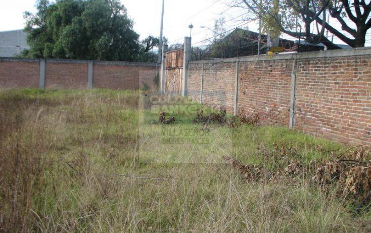 Foto de terreno habitacional en venta en 1 de mayo 1358, reforma, toluca, estado de méxico, 1516725 no 05
