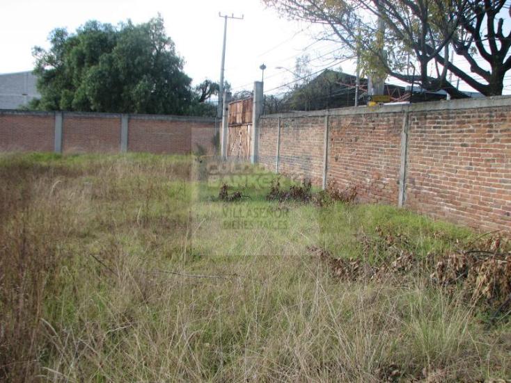 Foto de terreno habitacional en venta en 1 de mayo 1358, reforma, toluca, méxico, 1516725 No. 05
