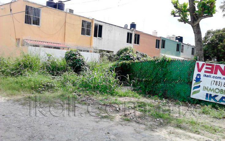 Foto de terreno habitacional en venta en 1 de mayo 2, tepeyac, poza rica de hidalgo, veracruz, 1630080 no 02