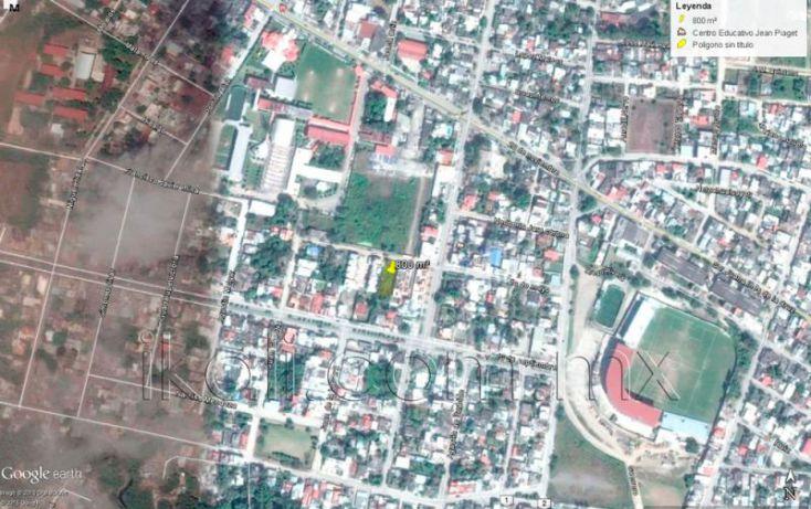 Foto de terreno habitacional en venta en 1 de mayo 2, tepeyac, poza rica de hidalgo, veracruz, 1630080 no 08
