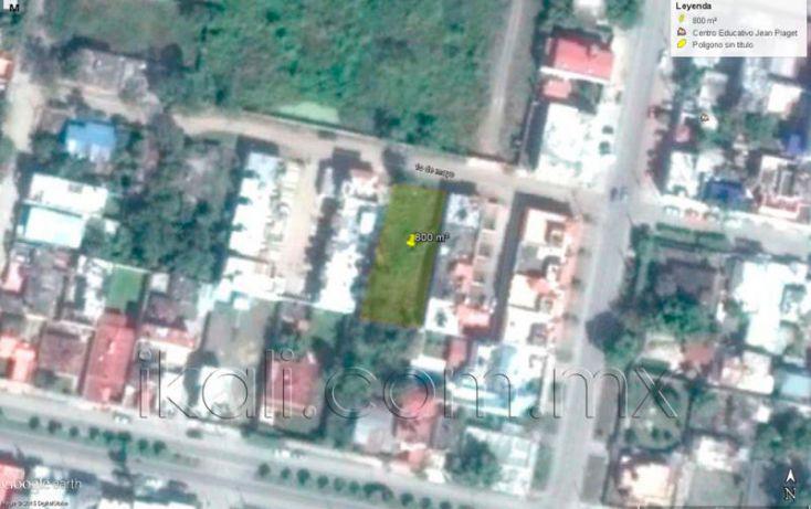 Foto de terreno habitacional en venta en 1 de mayo 2, tepeyac, poza rica de hidalgo, veracruz, 1630080 no 09