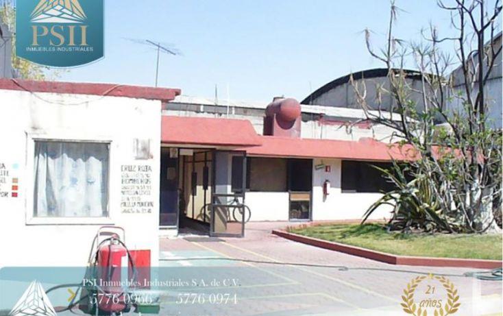 Foto de bodega en venta en 1 de mayo 3000, san pedro xalostoc, ecatepec de morelos, estado de méxico, 1581540 no 01