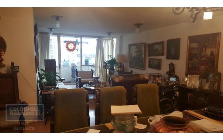 Foto de departamento en venta en  1, del valle centro, benito juárez, distrito federal, 2132923 No. 06