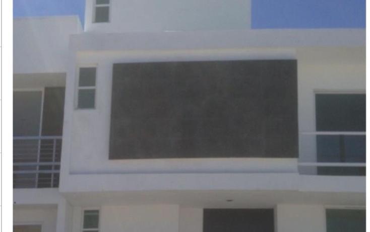 Foto de casa en venta en  1, desarrollo habitacional zibata, el marqués, querétaro, 1711548 No. 01
