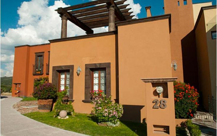 Foto de casa en venta en  1, desarrollo las ventanas, san miguel de allende, guanajuato, 690813 No. 02