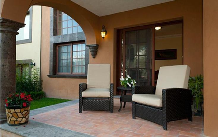 Foto de casa en venta en  1, desarrollo las ventanas, san miguel de allende, guanajuato, 690813 No. 03