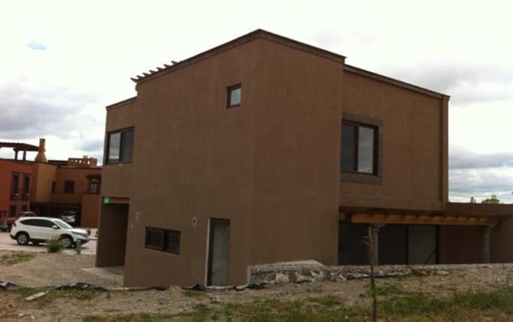 Foto de casa en venta en  1, desarrollo las ventanas, san miguel de allende, guanajuato, 758087 No. 06