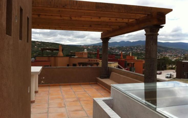 Foto de casa en venta en  1, desarrollo las ventanas, san miguel de allende, guanajuato, 758087 No. 19