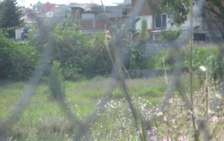 Foto de terreno comercial en venta en v 1, división del norte, morelia, michoacán de ocampo, 1413507 No. 04