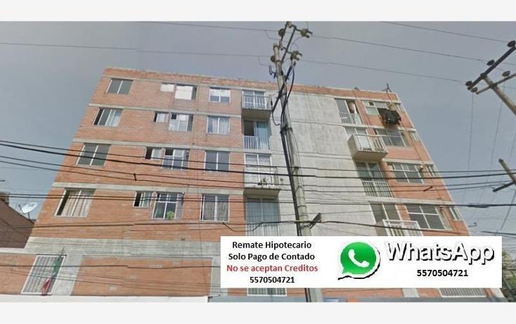 Foto de departamento en venta en  1, doctores, cuauhtémoc, distrito federal, 1807414 No. 01